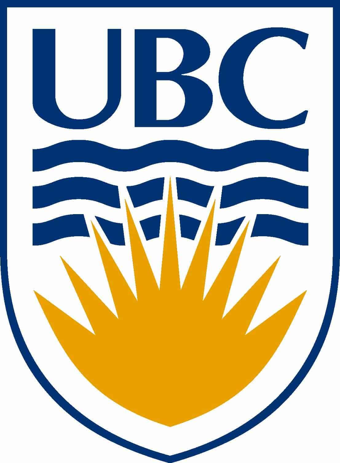 دانشگاه بریتیش کلمبیای کانادا