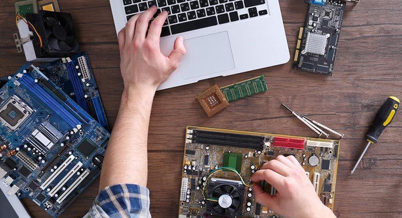 تعمیر لپ تاپ های ایسر